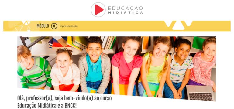 Imagem ilustrativa da matéria A educação midiática na BNCC