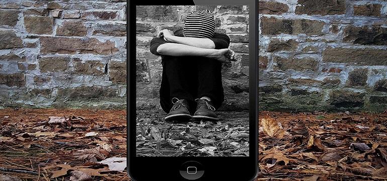 Imagem ilustrativa da matéria Cyberbullying: o que a escola pode fazer para evitá-lo?