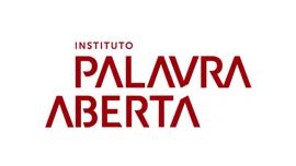 Logotipo Instituto Palavra Aberta