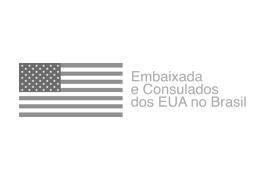 Logo Embaixada/Consulado dos EUA