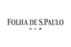 Logo A Folha de São Paulo