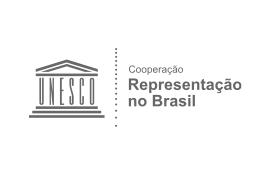 Logo Unesco no Brasil