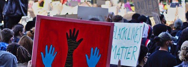 Imagem ilustrativa da matéria #BlackLivesMatter e a força das hashtags