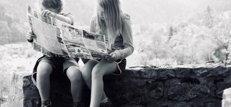 Imagem ilustrativa da matéria Como o jornalismo pode despertar o olhar crítico dos alunos?