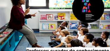 Imagem ilustrativa da matéria EducaMídia debate papel do professor no mundo conectado
